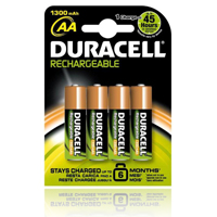 Piles Duracell StayCharged