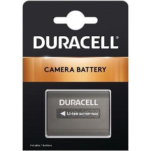 Duracell Batterie de Caméscope 7.4v 650mAh 4.8Wh (DR9706A)