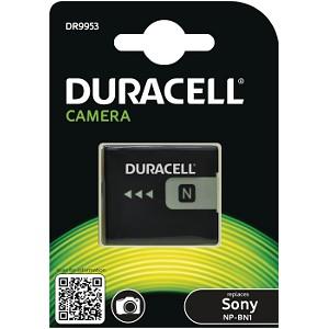Duracell Batterie d'appareil photo numérique 3.7v 630mAh… (DR9953)