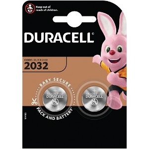Pile Duracell DL2032 (Pack de 2) (DL2032B2)