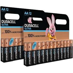 Blister de 24 Duracell Ultra Power AA (BUN0029A)