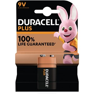 Duracell Plus Power 9v - Pack de 1 (MN1604B1)