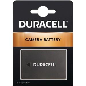 Duracell Batterie pour Appareil Photo Numérique 7,4V 1100mAh (DR9964)