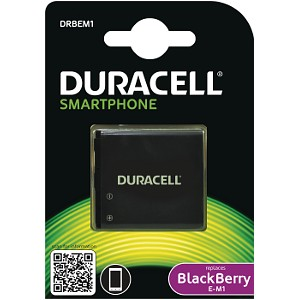 Duracell Batterie de Smartphone 3,85V 1000mAh (DRBEM1)