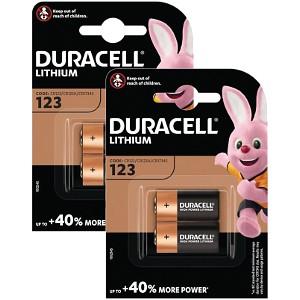 Duracell Lithium 4 Pack (BUN0088A)