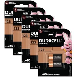 Duracell Ultra Lithium 2 Pack x 5 (BUN0090A)
