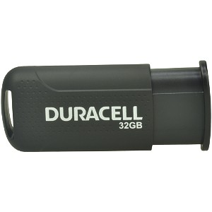 Clé USB 2.0 Duracell 32GB Flash drive