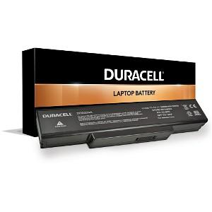 Duracell Batterie 6 Cellules pour Ordinateur Portable… (DR3329A)