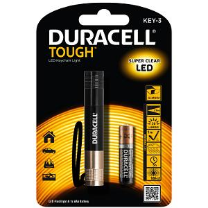 Duracell Tough PERSONAL Keyring Torch