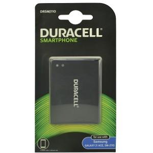 Duracell Batterie de Smartphone 3,8V 1900mAh (DRSMJ110)