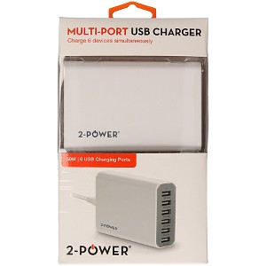 Station de recharge USB multi-ports 10A Max