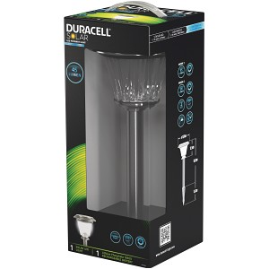 Duracell 45 Lumen Solar LED Pathway Light (GL012NDU)