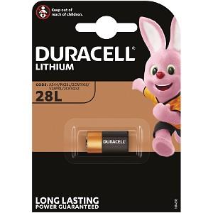 Duracell Pile pour appareils photo (PX28L)