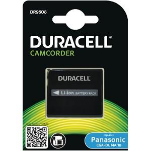 Duracell Batterie de caméscope 7.4v 1440mAh (DR9608)