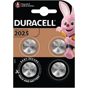 Duracell Pile Bouton DL2025