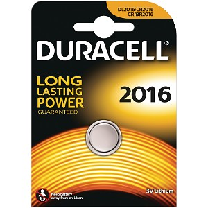 Pile Bouton Duracell DL2016