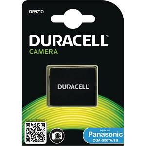 Duracell Batterie de caméscope 3.7v 950mAh (DR9710)