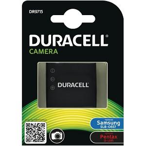 Duracell Batterie d'appareil photo numérique 3.7v 700mAh (DR9715)