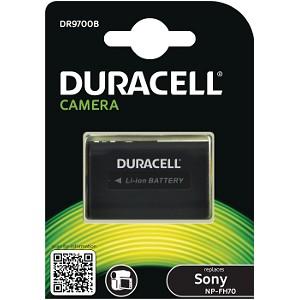 Duracell Batterie de caméscope 7.4v 1640mAh (DR9700B)