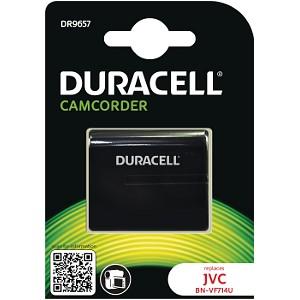 Duracell Batterie de Caméscope 7.4v 1540mAh (DR9657)