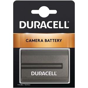 Duracell Batterie d'appareil photo numérique 7.4V 1600mAh (DR9695)