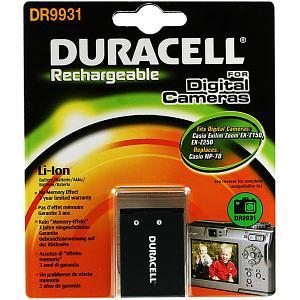 Batterie de remplacement d'appareil photo Duracell (DR9931)