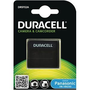 Duracell Batterie de caméscope 7.4v 1050mAh 7.8Wh (DR9702A)
