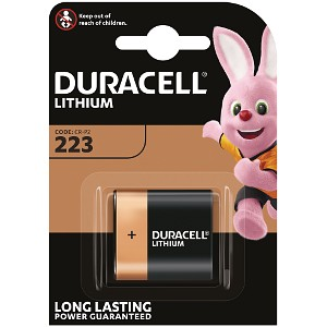 Batterie Duracell Ultra M3 6v Lithium (DL223A)
