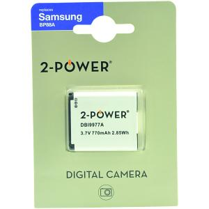Batterie Samsung DV305 (Blanc)