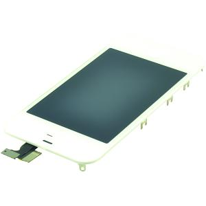 "iPhone 4 3.5"" LCD Screen,Touch Panel Assy (White)"