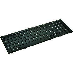 Aspire 7741ZG Keyboard - UK 104 Key (Black)