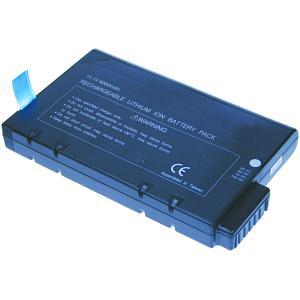 Batterie MegaBook 911 (Megaimage)