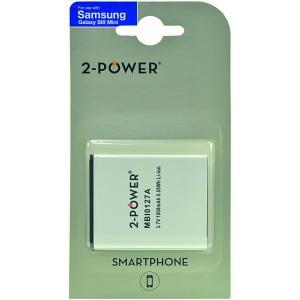 Batterie Galaxy S3 mini (Samsung,Gris)