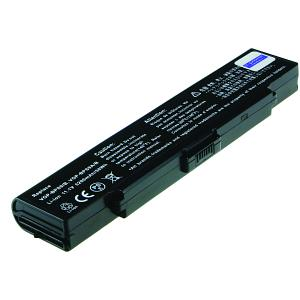 Vaio VGN-CR190E/R Batterie (Cellules 6)
