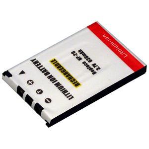 Batterie Casio EX-S880 (Blanc)