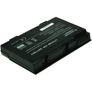 Satellite M35X-S349 Batterie (Cellules 8)