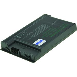 TravelMate 8003LMi Batterie (Cellules 8)