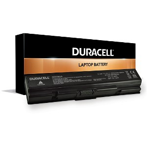 Duracell replacement pour Toshiba B-5038 Batterie