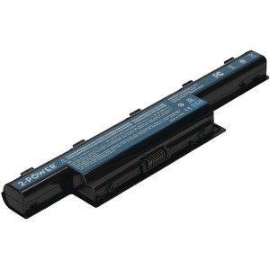 TravelMate P253-MG-33124G75Maks Batterie (Cellules 6)