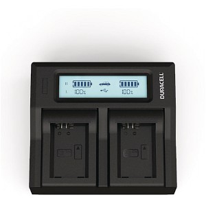 Alpha SLT-A35 Sony NPFW50 Dual Battery Charger