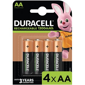 Duracell HR6-B replacement pour Aito B-162 Batterie