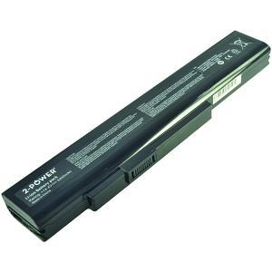 Batterie Erazer X6816 (Medion)