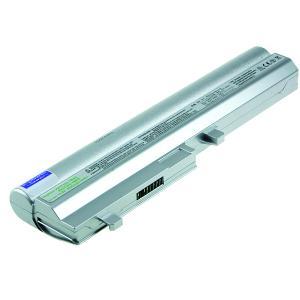 Batterie Netbook NB200 (Toshiba,Argenté)