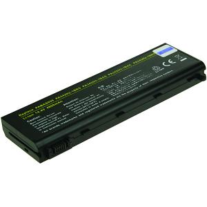 Satellite L25-S1195 Batterie (Cellules 8)