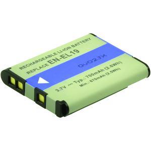 Batterie CoolPix A100 (Nikon,Blanc)