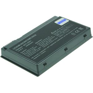 TravelMate C300Xmi Batterie (Cellules 8)