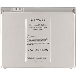 Batterie Apple A1150 (Argenté)