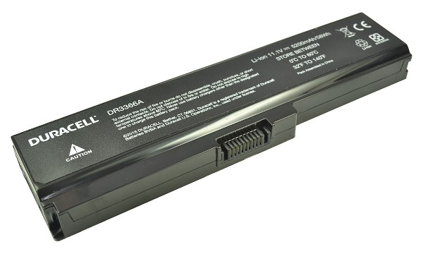 Satellite L650D-12P Batterie (Cellules 6)