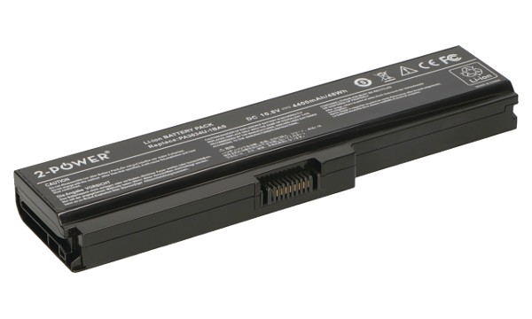 Satellite M305-S4920 Batterie (Cellules 6)