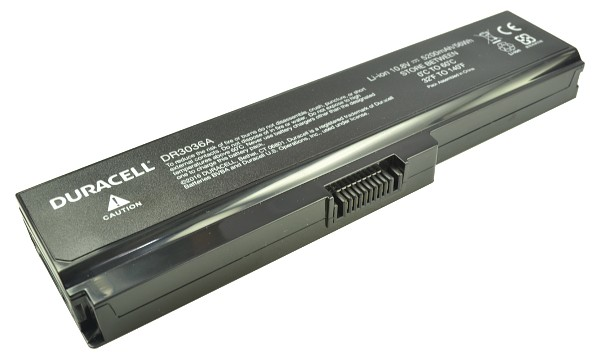 Satellite Pro U400-18A Batterie (Cellules 6)